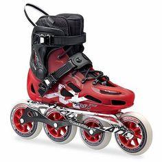 Men 47346: Rollerblade Maxxum 100 Inline Skates (Mens) BUY IT NOW ONLY: $319.0