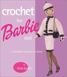 This article is a free crochet pattern for Barbie Short Shorts. It is used as the basic pattern for several other designs, including Barbie Basic Leggings. Blog Crochet, Crochet Books, Crochet Shawl, Barbie Clothes Patterns, Crochet Barbie Clothes, Accessoires Barbie, Barbie Dress, Barbie Doll, Barbie Stuff