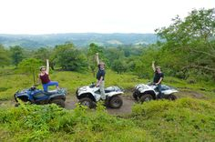 atv tour arenal   - Costa Rica