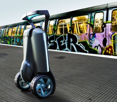 MUV-e Scooter : Low Energy, Cost Efficient Green Vehicle for The City