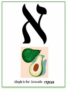 Learn the Hebrew Letters & the Hebrew Alphabet in this free online tutorial with alphabet cards and videos for learning Hebrew. Print the Hebrew letter chart. Hebrew School, Jewish School, Learning A Second Language, Hebrew Words, Hebrew Text, Biblical Hebrew, Learn Hebrew, Learning Methods, Alphabet Cards