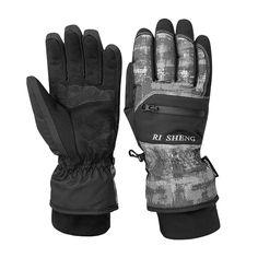 86511e6796d Risheng guantes de esquí al aire libre guantes calientes windproof  impermeables Ski Glasses
