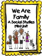 Hello Everyone! While looking through my plans for the next couple of weeks, I realized I hadn't shared my mini family unit. We study th. Best Picture For Social Study lesson For Your Taste You are Preschool Social Studies, Social Studies Lesson Plans, Social Studies Resources, Preschool Family, Kindergarten Family Unit, Family Activities, Student Teaching, Teaching Ideas, Teaching Activities