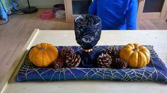 Halloween stukje voor op tafel