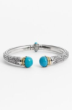 Konstantino 'Hermione' Hinged Cuff Bracelet - available at Nordstrom