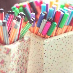 Stationary. Stabilo pens!!!!