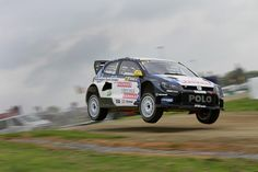 Johan Kristoffersson topped the World Rallycross Championship's classification after the heats at Mettet in Belgium, overcoming an overnight advantage for Petter Solberg and Mattias Ekstrom. RACER.com