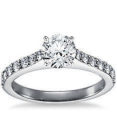0.56 cts SI Clarity G Colour Solitaire Natural Sparkling Diamond 14Kt Gold Ring
