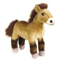 National Geographic Przewalski Horse Plush