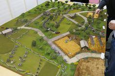 The Battle of Freeman's Farm 1777 #28mm #AWI #Wargaming