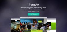 Brilliant design for outstanding ideas. Get your message across with a beautiful and brilliant website that will make your idea dazzle in no time.  http://makeitdazzle.com