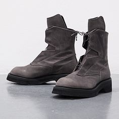 JULIUS [ユリウス]  Void Military boots