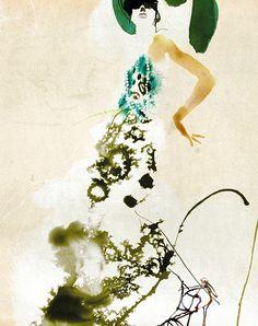 Fashion Art for Mandarin Oriental, Taipei