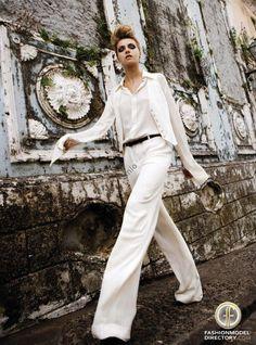 Valentina Zeliaeva | Harper's Bazaar UK June 2007