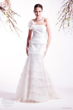 Blumarine Spring/Summer 2011 Bridal Collection   Wedding Inspirasi