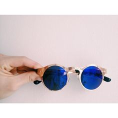 Olya with the Spitfire High Street Shades || Get the sunnies: http://www.nastygal.com/product/spitfire-high-street-shades