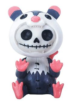 275 Inch Furrybones Awesome Mouse Costume Hands Up Sitting Figurine -- Continue to the product at the image link.