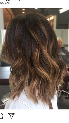brunette hair Amazing Caramel Balayage That You Can Do At Home - Ombre Hair Color - Brown Balayage, Hair Color Balayage, Caramel Balayage Brunette, Ombre Hair Color For Brunettes, Balayage Hair Caramel, Balayage Hair Brunette Medium, Brunette Ombre Balayage, Hair Color Ideas For Brunettes Short, Honey Balayage