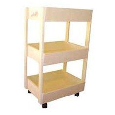 TROLLEY - 3 Tiers, perfect for all baby accessories