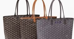 Goyard Artois Tote Bag Reference Guide | Spotted Fashion