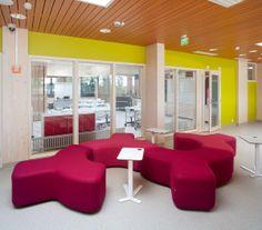 Isku Interior school reference Divider, Teaching, Education, Chair, School, Health, Interior, Room, Inspiration