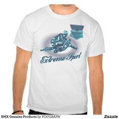 BMX Genuine Products Shirt