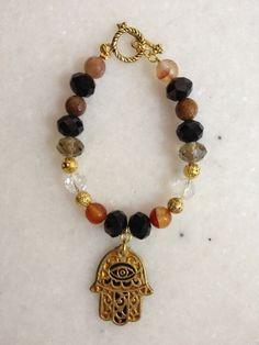 Hand of Fatima Bracelets by hebaalayyan on Etsy, $14.00