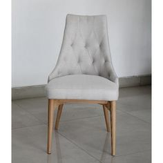 Buy GRADE A1 - Devall Upholstered Occasional Chair in Rich Stone from Furniture123 - the UK's leading online furniture and bed store