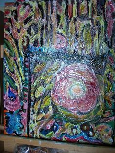 Painting sold to Elaine