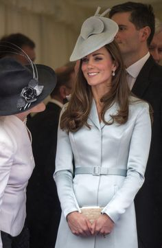 Kate Middleton Photos: The Order of the Garter Service