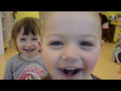 Hry s dětmi - Poznáváme svoje tělo - YouTube