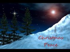 ▶ Christmas Peace -50 min, Relax With Instrumental Christmas Music And Winter Scenes - YouTube