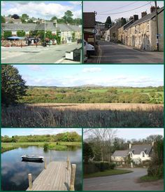 """Sticker (Cornish: Stekyer) is a former mining village in south Cornwall. It lies in the parish of St Mewan. The nearest town is St Austell three miles (4.5 km) to the north-east.  Great Hewas Mine:   In 1785, Sticker was described as """"a new place"""" and it was a settlement for workers in the Great Hewas Mine on its western outskirts. Great Hewas was worked in the 18th century, a 45-inch Boulton & Watt pumping engine was installed in the 1790s. By the 19th century, the mine employed over 250…"""