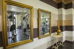 Gym Outside Pool, Pool Bar, Wellness Spa, Hotel Spa, Outdoor Pool, Indoor, Gym, Mirror, Fitness