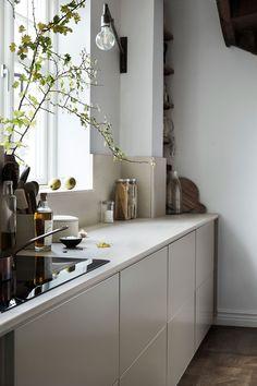 The Hidden Gem of Home Interior Design Contemporary Kitchen Decor - The Hidden Gem of Home Interior Design Contemporary Kitchen Decor - Rustic Kitchen Design, Interior Design Kitchen, Nordic Interior, Minimalist Interior, Modern Minimalist, Cocinas Kitchen, Cuisines Design, Küchen Design, Cheap Home Decor