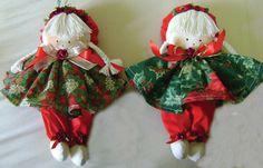 Rose Lóes: Bonecas Natalinas