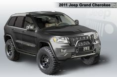 jeep rock sliders wk2 - Google Search