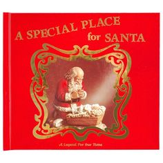 #christmascompany  A Special Place for Santa Book