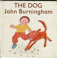The Little Books Series John Burningham The School The Snow , The Baby , The Rabbit The Dog . Books For Boys, Childrens Books, Personal Library, Little Books, Book Illustration, Book Series, Animal Photography, Vintage Toys, My Boys