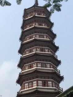 Temple Wangzhou
