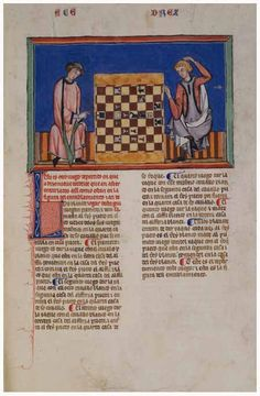 Alfonso X Book of Games.59f