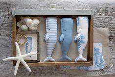 seaside life...idea of making up a gift set