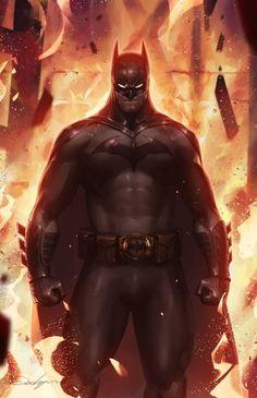 Imaginary Gotham - The art of Batman and his Universe. Batman Poster, Batman Artwork, Batman The Dark Knight, Nightwing, Batgirl, Catwoman, Comic Books Art, Comic Art, Book Art