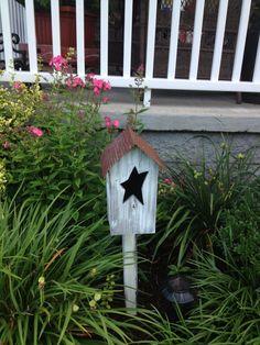 cute little bird house