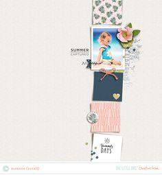 New Release   Soleil   One Little Bird Designs