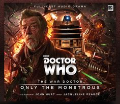 The War Doctor, Sir John Hurt stars in new Doctor Who audio dramas from Big Finish Productions