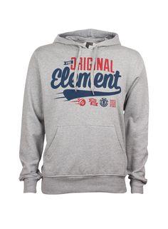 Kaotiko BCN · Tienda Online – Moda hombre - Sudadera - ELEMENT