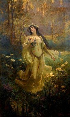 Kirkpatrick, Joseph (b,1872)- Ophelia