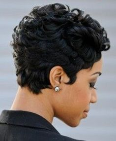 5 Awesome Short Layered Haircuts African American-Hair industry above all industries that are so close to women ....