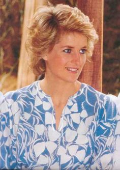 Princess Diana - she was so normal, so human